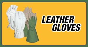 BG Leather Button