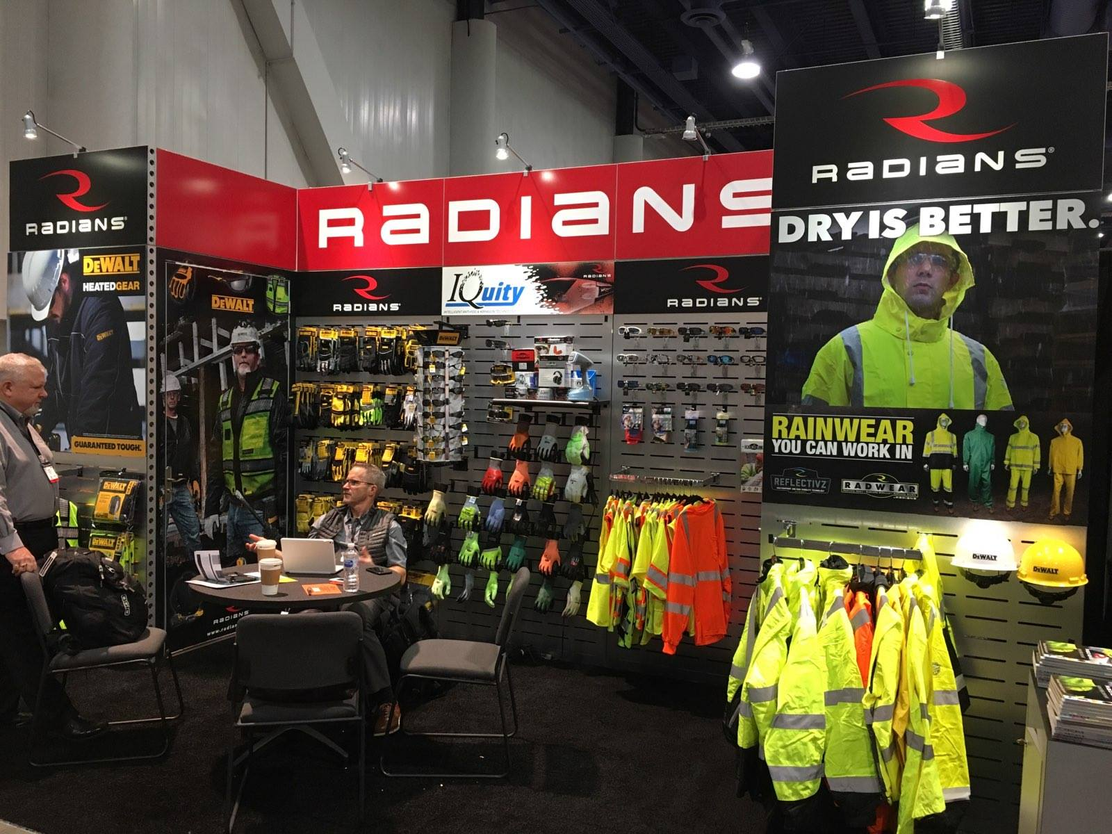 Radians Become a Retailer