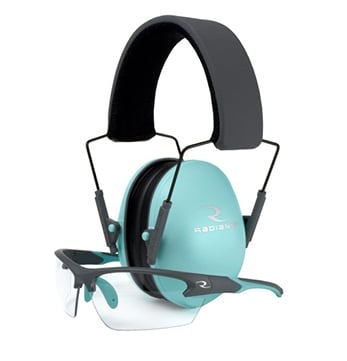Radians Lowset Range Hearing and Eyewear Combo