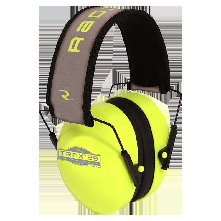 Radians TRPX 29 Hi-Vis Earmuff