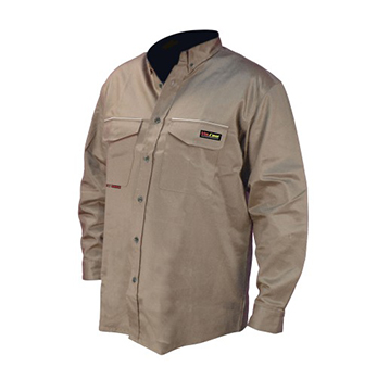 VOlcore Long Sleeve Button Down FR Shirt